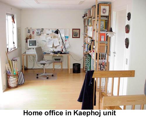 Home Office In Kaephoj Unit KP Homeoffice